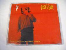 PEARL JAM  Go  Maxi CD