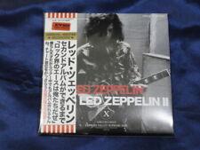 MULTI TRACKS OF LED ZEPPELIN II EMPRESS VALLEY CD WHOLE LOTTA LOVE HEARTBREAKER