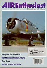 AIR ENTHUSIAST AEQ 73 RAF No.118 SQN SPITFIRE VAMPIRE / XP-40Q RACER / VISCOUNT