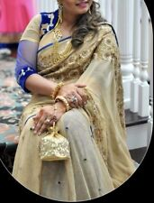 Indian Wear Royal Wedding fancy Beautiful Saree With Blouse