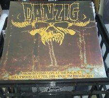 Danzig - From Beyond: Live At The Palace... 1989 - 2x LP misfits samhain punk