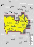 Ordnance Survey Berkshire Street Atlas (OS / Philip's Street At .9780540076796