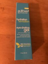 Alba Botanica Hydration Sensation Eyedration Gel 1oz