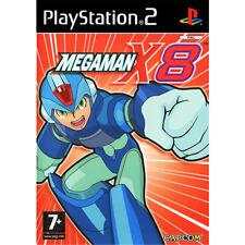 Megaman X8 Ps2 Game Official PAL Capcom