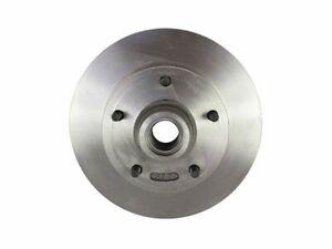 Front Brake Rotor For 80-93 Ford F150 E150 Econoline E100 Club Wagon F100 YX63S2