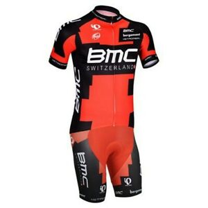 BMC Red Cycling Outfit Adults - Large NWT