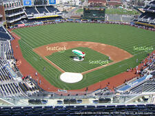 1-4 Seattle Mariners @ San Diego Padres 2018 Tickets 8/29/18 Petco 301 Rw 9