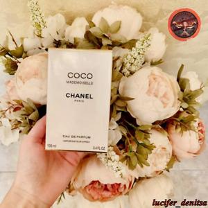 CHANEL Coco Mademoiselle 3.4 fl.oz   100 ml Eau de Parfum EDP Spray Women FRANCE