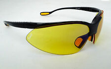 GELSHOCK: Yellow Driving Lens KONTROL SPORTS Sunglasses