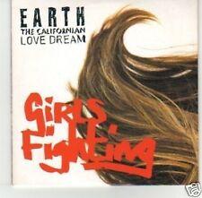 (I475) Earth The Californian Love Dream, Girls .- DJ CD