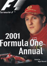 THE 2001 FORMULA 1 ANNUAL., Mansell, Nigel (edit)., Used; Very Good Book