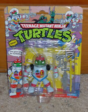 1990 TMNT Raph - The Space Cadet -  MOC - Unpunched