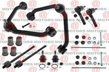 Front Kit 2 Lower Control Arms Ball Joints Tie Rods Fits Ford Ranger 1998 - 2001