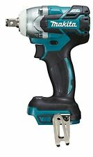 Makita DTW285Z 18 V Cordless Brushless Li-Ion Impact Wrench - Blue/Black