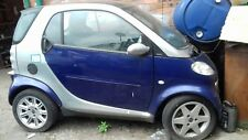mercedes smart car  2001 breaking whole car spares.