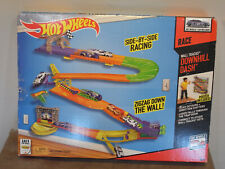 Hot Wheels Downhill Dash Wall Track  **NEW/ SEALED**  Fast Shipping