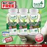 3 xGreen Tea 9000mg -high strength fat burner, weight loss- (60 tablets)