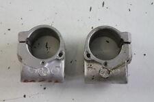1989 Yamaha FZR600/89 FZR 600 Left Right Clamp Clip On Handlebar Handle Bar