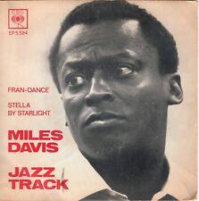 7inch MILES DAVISjazz trackHOLLAND VG++  (S2815)