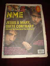 NME 1989 SEPT 30 JESUS & MARY CHAIN SOUL II SOUL POGUES MARC BOLAN JOOLS HOLLAND