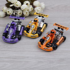 Racing plastic car power kart children's puzzle toy vehicles car formula cJh