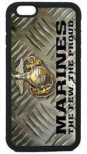 USMC Marines Marine Corps for iPhone 4 4s 5 5s 5c 6 6 Plus Case Cover