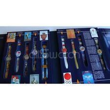 Swatch Special Olympic - BOX1PACK - Box Historic Olympic Games - Nuovo