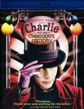 Charlie and the Chocolate Factory [New Blu-ray] Ac-3/Dolby Digital, Do