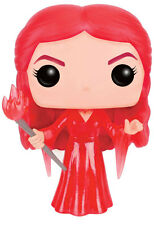 FIGURE GAME OF THRONES MELISANDRE TRASLUCENT POP FUNKO TRONO DI SPADE SERIE TV 1