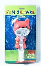 Fun Shower Power Spray for Kids - Cat Red
