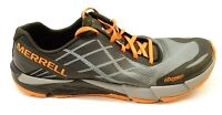 Merrell Mens Size 10 Bare Access Flex Mesh Black Athletic Hiking Running Shoes