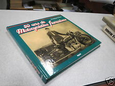 50 ANS DE MOTOCYCLETTE FRANCAISES DOMINIQUE PASCAL EPA 1979 *