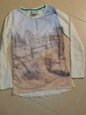 VINGINO LA-Shirt 2 in 1 Gr. 12 152-164 weiß w.NEU