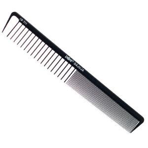 "Mijjang 711 20.5 cm 8"" Cutting Comb Carbon Ceramic Anti-static Non-Slip Salon"