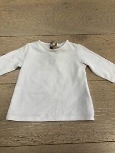 Burberry Baby Top Age 3 Months 62 Cm