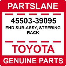 45503-39095 Toyota OEM Genuine END SUB-ASSY, STEERING RACK