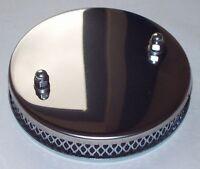 "Clásico Mini Tortitas Filtro de Aire 1 1/2"" Carburador Hs4 Austin Morris Mg"