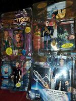 Playmates- Classic Star Trek Movie Series 1995 Lot of 4 sets/ 4- complete pkgs