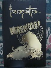 Frank Frazetta: Werewolf Portfolio, #  LTD to 250 RARE  Brand new with COA