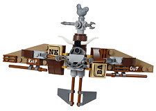 LEGO The Movie 70800 Getaway Glider Only - NO FIGURES NO BOX NEW