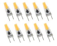 10pcs G8 Bulb Puck light COB 1505 LED Cabinet Light 110V Warm White USA Shipping