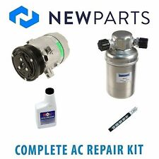 Chevrolet Camaro 1995-1996 3.8L AC A/C Repair Kit w/ NEW Compressor & Clutch