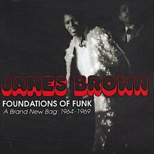 James Brown - Foundations of Funk: Brand New Bag 1964-1969 [New CD] Germany - Im