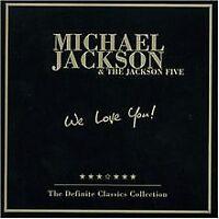 We Love You! von Jackson,Michael & Jackson 5 | CD | Zustand sehr gut