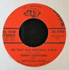 HEAR IT COUNTRY BOPPER Bobby Crafford RAZORBACK Records 141 Greased Lightening