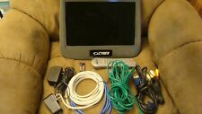 Cybex Treadmill, Elliptical & Recumbent Bike Monitor w/all Cables as is .