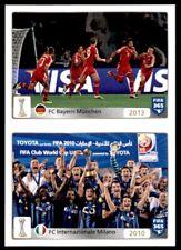 Panini FIFA 365 2016 - 2013: Bayern Munich - 2010: Inter No. 23 - 24
