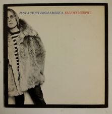 Elliott Murphy Just A Story From America LP UK 1977