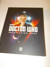 Dr Who Roleplaying Game - Core Rulebook