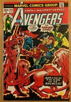 Key Avengers #112 Lion God Thor Panther Iron Man 1st Mantis Of Guardians Galaxy